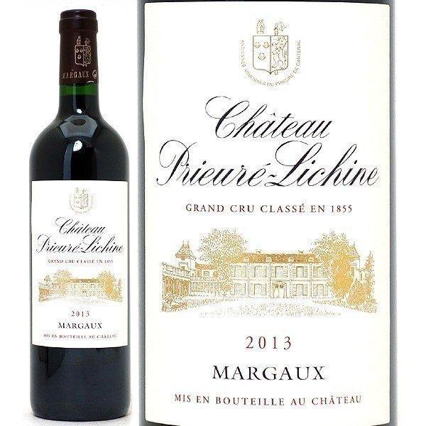 2013 シャトー プリューレ リシーヌ 750ml マルゴー第4級 コク辛口 ^ADPL0113^ 国内在庫 ボルドー 赤ワイン ワイン フランス 買収