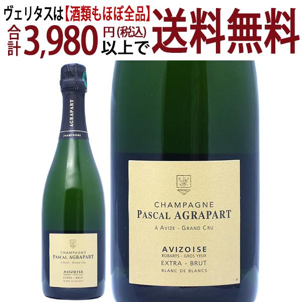 [2011] アヴィゾワーズ エクストラ ブリュット ブラン ド ブラン グラン クリュ 750mlアグラパール(シャンパン フランス シャンパーニュ)白泡 コク辛口 ワイン ^VAAG5611^