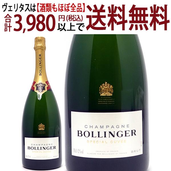 ボランジェ スペシャル キュヴェ マグナム 箱なし 正規品 1500ml(シャンパン フランス シャンパーニュ)白泡 コク辛口 ワイン ^VABLS2M0^