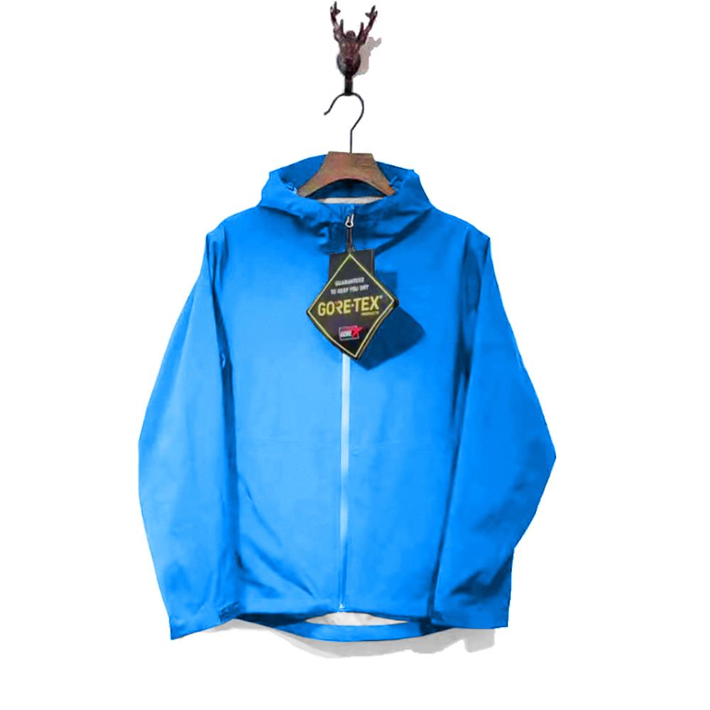 VeroMan メンズ ゴアテックス 釣りウェア フィッシング ジャケット 防水 透湿 ブルー