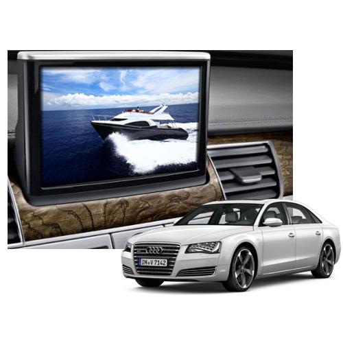 インターフェイスジャパン製 地デジやバックカメラなどの映像を純正モニターに映せます 純正TV DVDの視聴 NAVI操作も走行中可能です AUDI TYPE-RX AVインターフェイス A1 S1 A4 S4 純正HDDナビ車 S6 A6 アウディ 安売り お買い得 A5 HDMI入力対応 S5