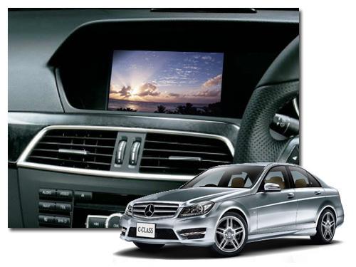 純正モニターの映像を後部座席などへ増設したモニターに映せます。ミラーリング 純正TV/DVD/NAVI画面など RM-BENZ/R リアモニター出力用インターフェイス M W166 GL X166 GLA X156 ミラーリング AVインターフェイス ベンツ