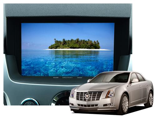 インターフェイスジャパン製 定番スタイル 地デジやバックカメラなどの映像を純正モニターに映せます CADILLAC VID 超目玉 AVインターフェイス CTS セダン キャデラック ワゴン SRX クロスオーバー クーペ