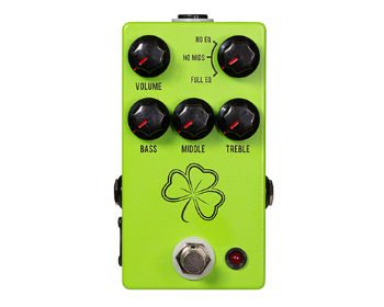 JHS Pedals The Clover Preamp JHS プリアンプ クローバー