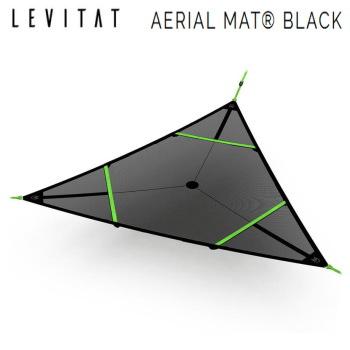 ツリーハンモック LEVITAT Aerial Mat エアリアルマット ブラック OL1903AM-BK 送料無料【VF】