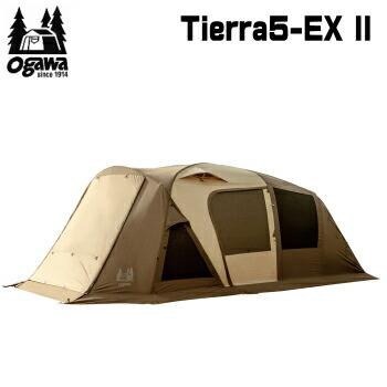 ogawa オガワ テント キャンパル CAMPAL JAPAN テント ティエラ5-EX-II 2776 キャンパル フラッグシップテント 送料無料