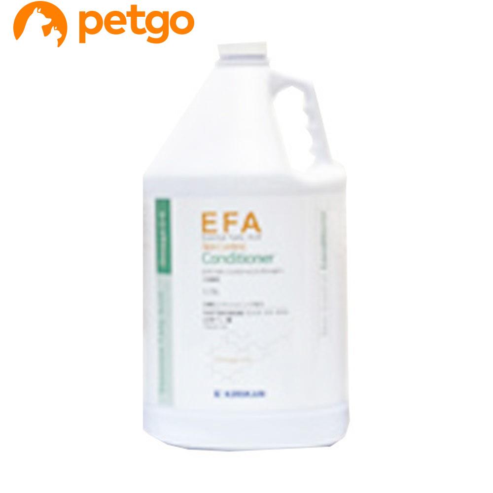 【店内全品送料無料】 EFA(エファ) スキンコントロールコンディショナー 3.78L(1ガロン)