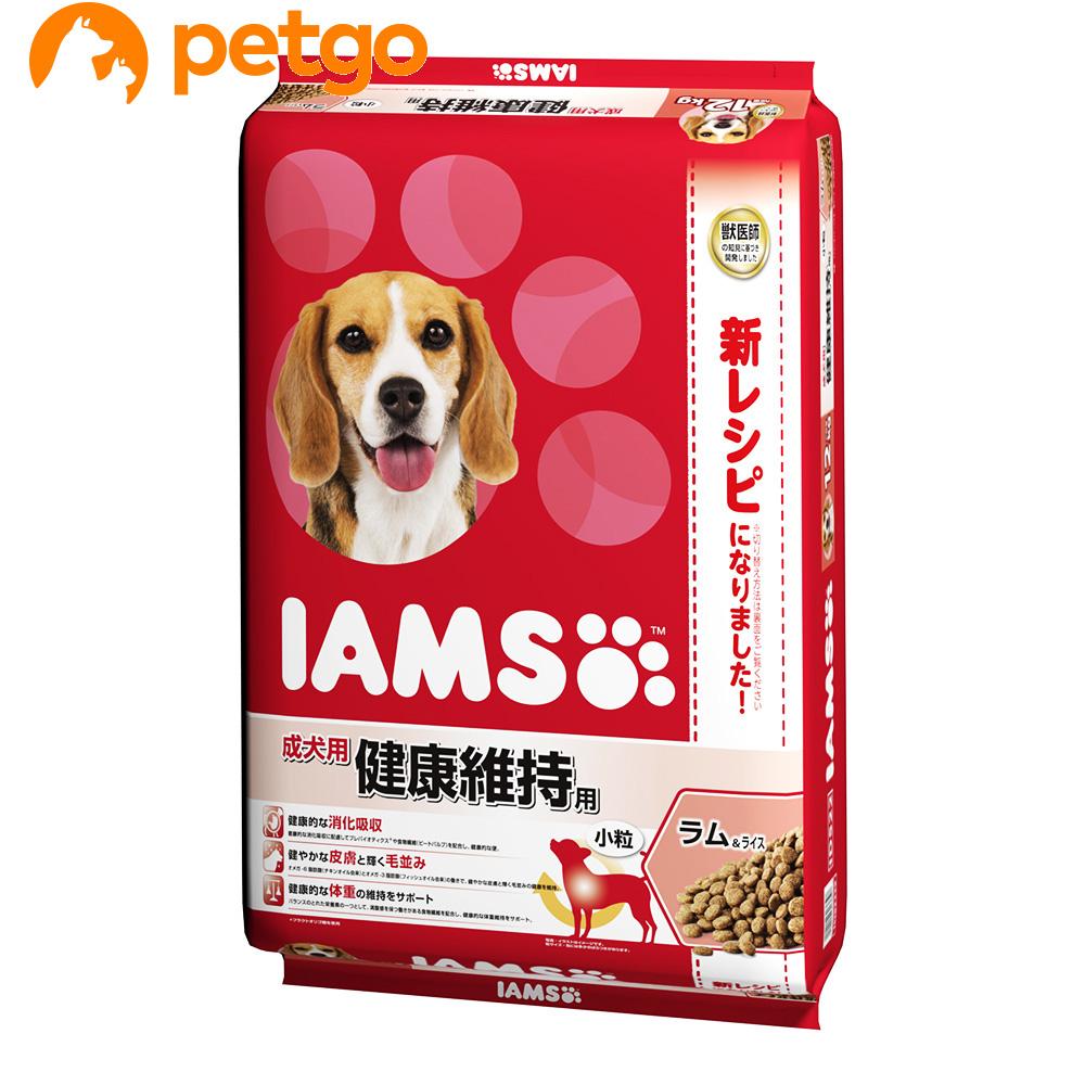アイムス 成犬用 健康維持用 ラム&ライス 小粒 12kg【あす楽】