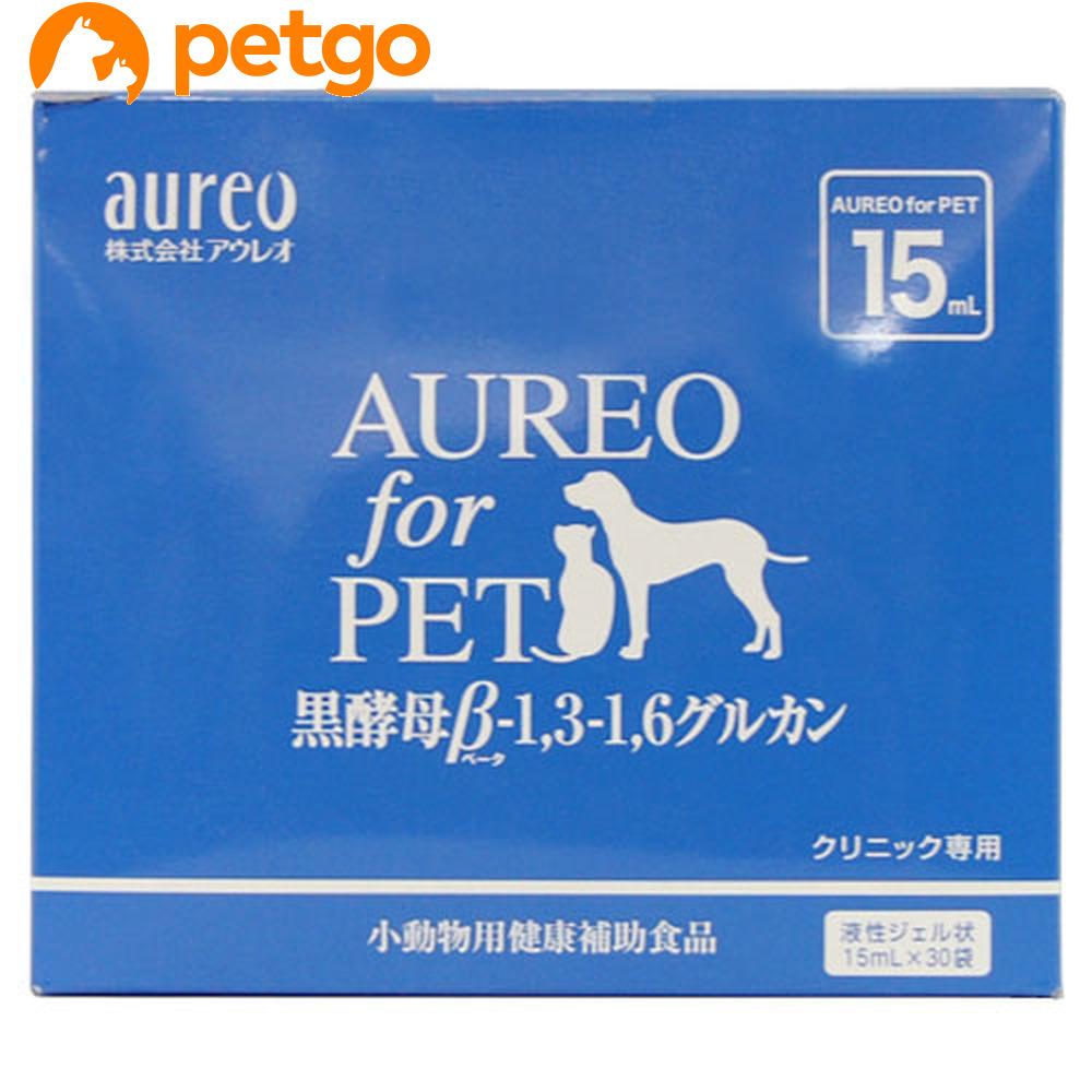 アウレオ フォー ペット 15mL×30【あす楽】