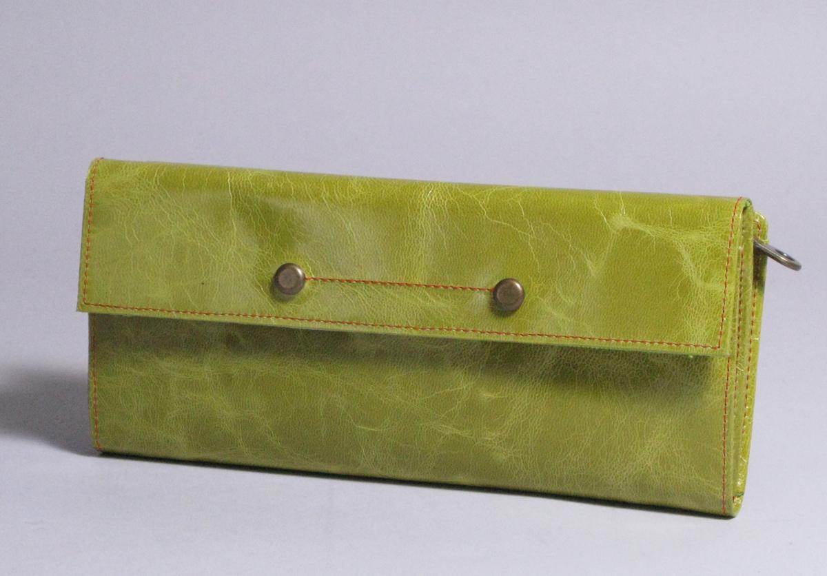 ロングウォレット 日本製 長財布 カブセタイプ レディース メンズ ウォレット FU-SI FERNALLE フーシフェルナーレ ゴートレザー(ヤギ革) 可愛い カラフル 女性用 プレゼント 使いやすい 機能性