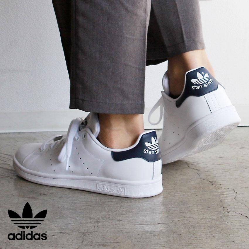 adidas (Adidas) STAN SMITH (Stan Smith) men's lady's sneakers CBLACKCBLACKCARBON (black carbon) B37872