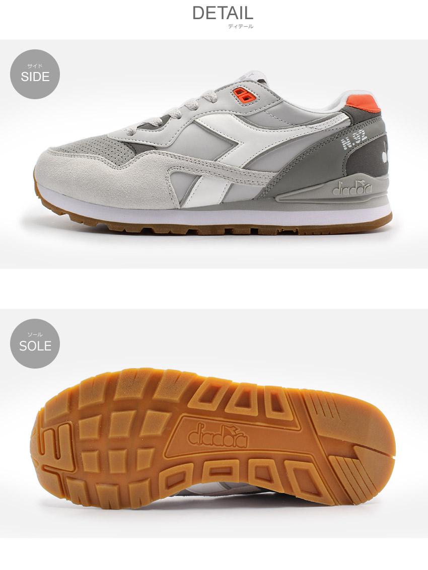 c4e5da8a Deer gong diadora sneakers DIADORA N-92 WNT Paloma X luna lock (DIADORA  501.170943 01 C6662) men's MEN Lady's WOMEN leather shoes casual shoes