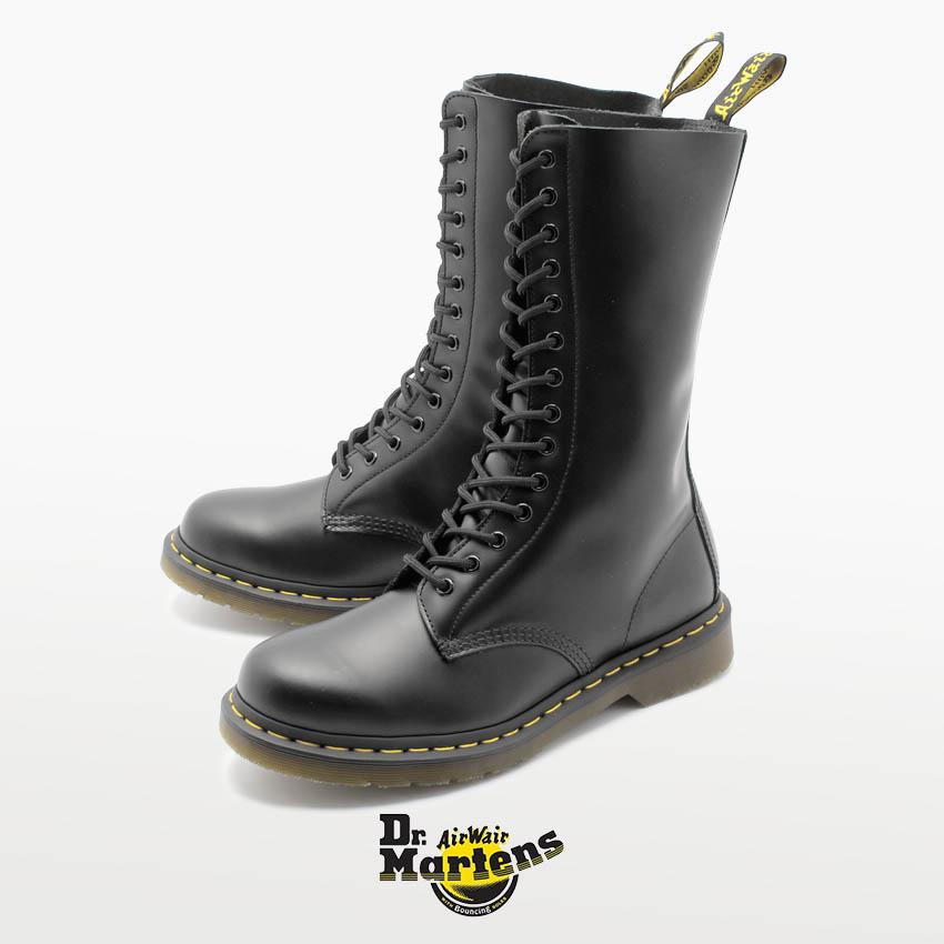 【最大500円引きクーポン】送料無料 ドクターマーチン Dr.Martens ブーツ ブラック1914 14ホール ブーツ 1914 14 EYE BOOTR11855001 メンズ レディース