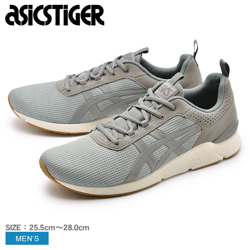 Asics TIGER ASICS tiger sneakers gray gel light runner GEL LYTE RUNNER H839N 1111 men