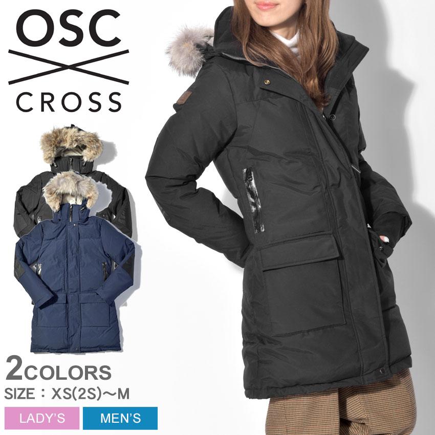 【SALE 限定クーポン配布!】OSC CROSS オーエスシークロス ダウンジャケットケローナ KELOWNAW19CX レディース