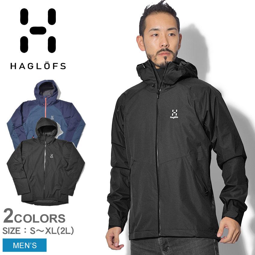 【限定クーポン配布】 HAGLOFS ホグロフス ジャケットエスカージャケット ESKER JACKET603503 3NP 2C5 メンズ