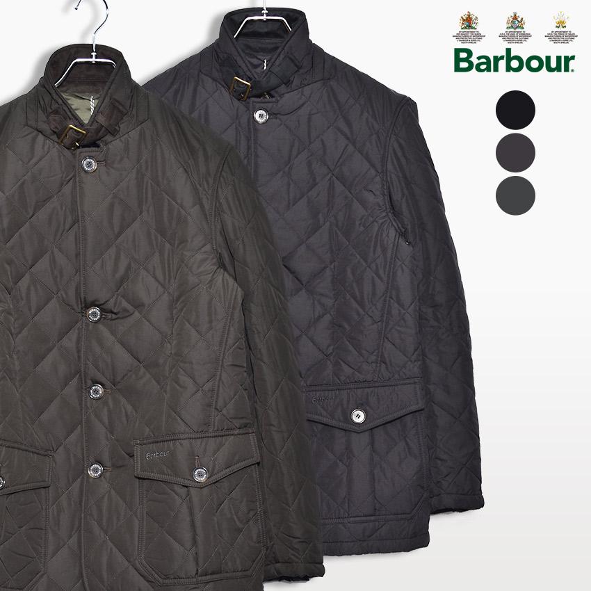 【限定クーポン配布】 【BARBOUR】 バブアー キルティング ジャケット メンズ 紳士 服 アウター コート ルッツ QUILTED LUTZ MQU0508 防寒 軽い 保温 おしゃれ イギリス ブランド おしゃれ きれいめ フォーマル キルト