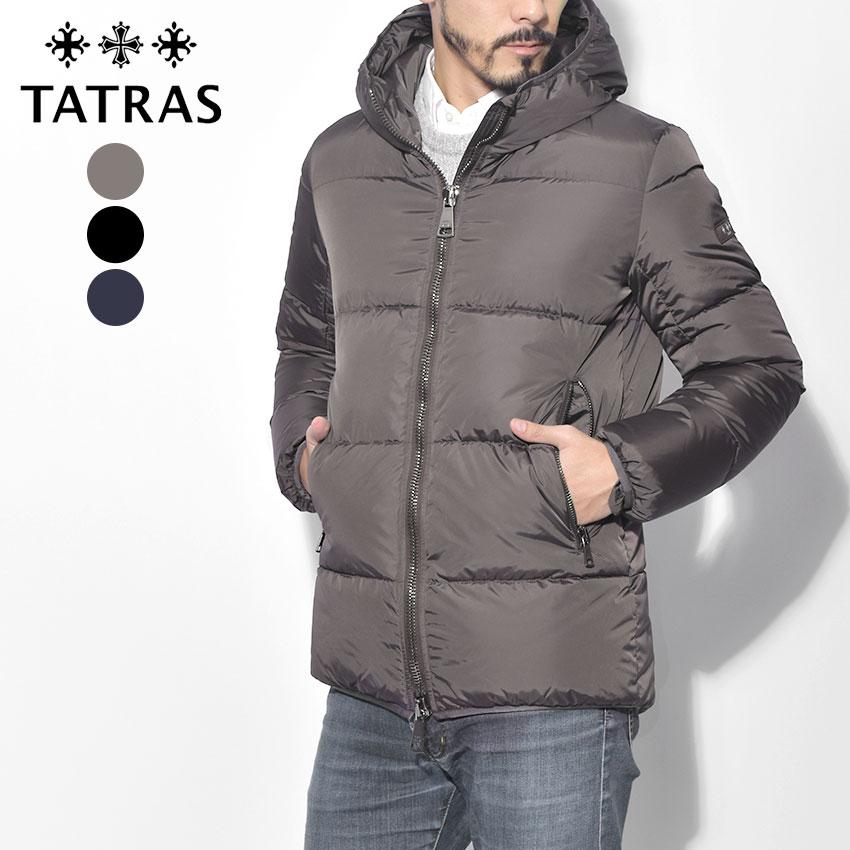 【限定クーポン配布】 【タトラス】 TATRAS ダウンジャケット ファエード メンズ FAEDO MTK19A4157 18 19 79 アウター コート シンプル 防寒 男性