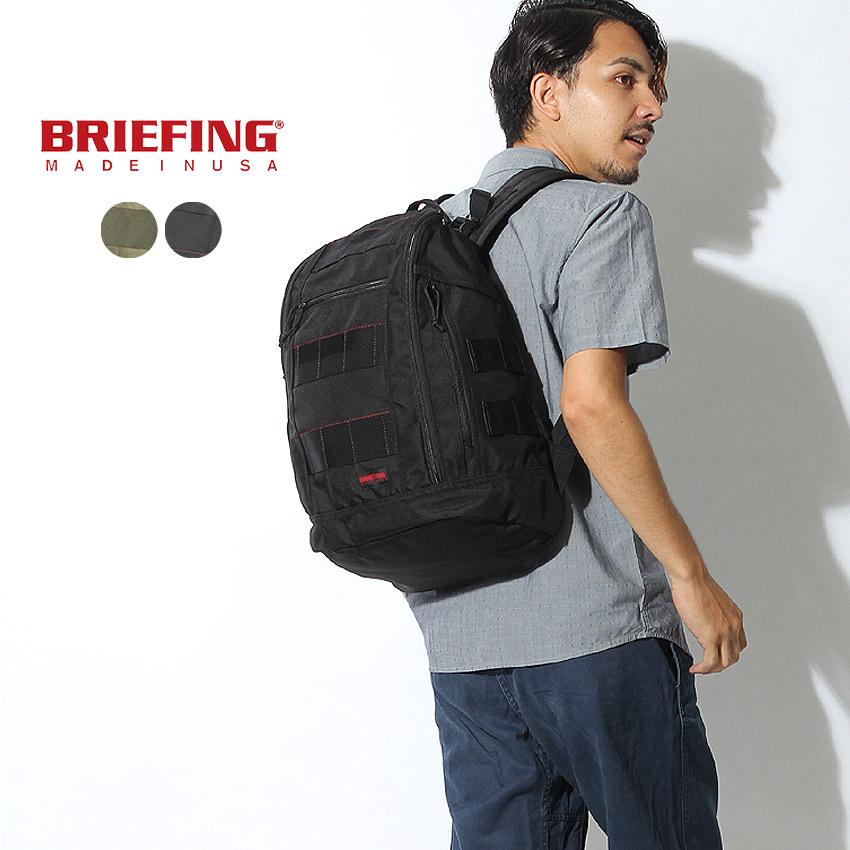 ★送料無料 BRIEFING ブリーフィング バックパック 全2色グラビティーパック GRAVITY PACKBRF508219 メンズ レディース
