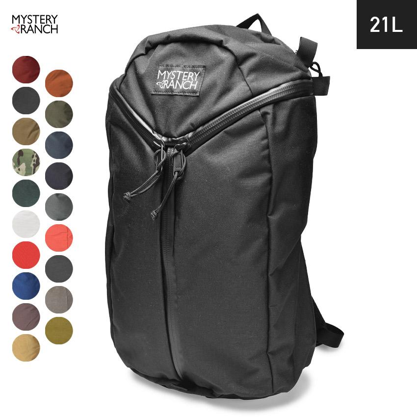 【最大500円引きクーポン】【ミステリーランチ】 MYSTERY RANCH リュック メンズ レディース バッグパック 全9色 アーバンアサルト バッグ URBAN ASSAULT BAG 送料無料