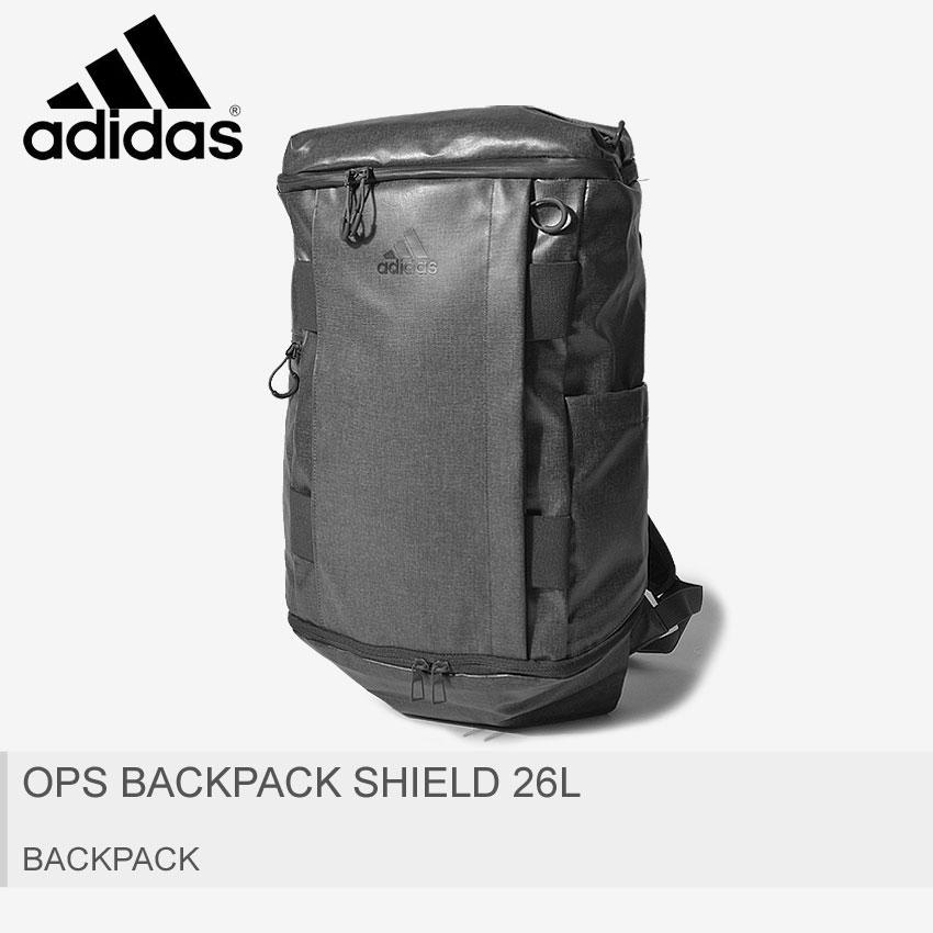 adidas アディダス バックパック グレーOPS バックパック シールド 26L OPS BACKPACK SHIELD 26LECM19 DM3264 メンズ レディース