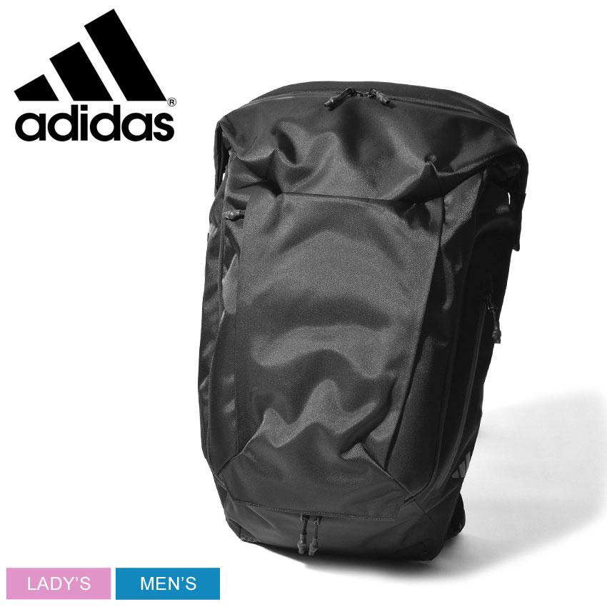 【SALE 40%OFF】 adidas アディダス バックパック ブラック コミューター バックパック TYO COMMUTER BACKPACK TYO FWT51 メンズ レディース ブランド アウトドア リュック リュックサック スポーツ スポーティ カバン 軽量 鞄 カジュアル 黒 機能性 通勤 通学