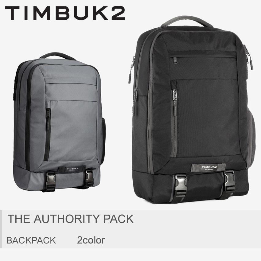 送料無料 TIMBUK2 ティンバックツー バックパック 全2色オーソリティーパック THE AUTHORITY PACK 1815-3 1314 6114メンズ レディース