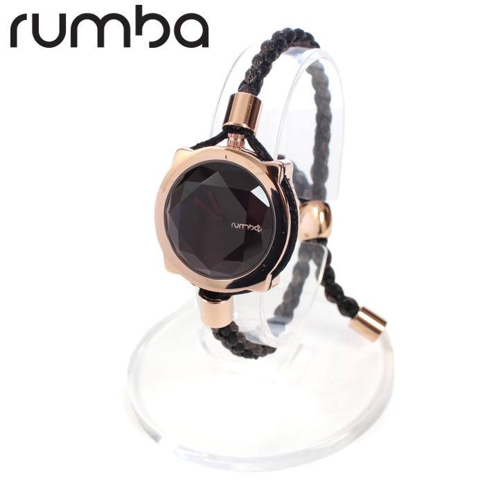 【限定】クーポンで700円OFF!! 腕時計 レディース RUMBA ルンバ グラマシー ジェム GRAMERCY GEM 02649 アナログ 紐 ブレスレッド風 クォーツ アクセサリー プレゼント 女性 【ラッピング対象外】