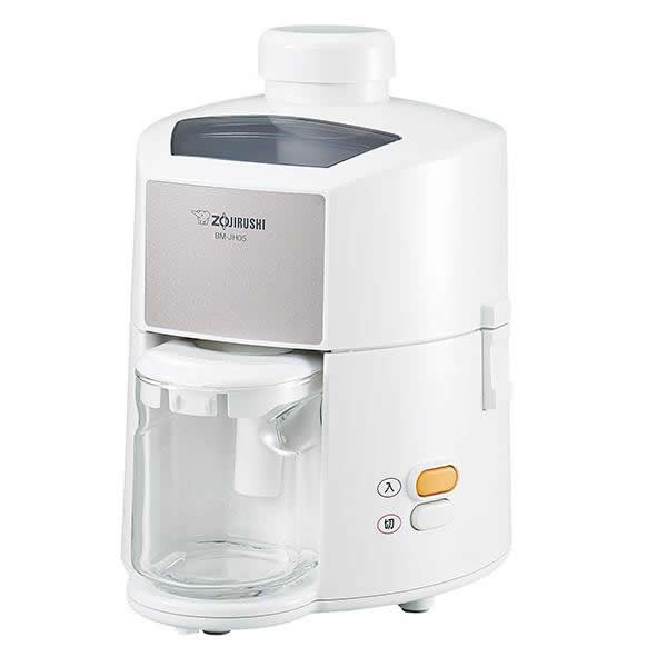 象印 ジューサー 0.45L ホワイト(WA) BM-JH05【同梱・代引き不可】