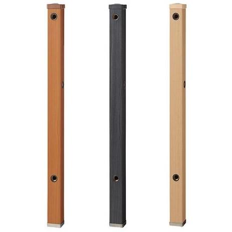 デザイン性の高い木目調水栓柱です 三栄水栓 SANEI 倉庫 日本正規代理店品 木目調水栓柱 T803BW-60X900 同梱 代引き不可