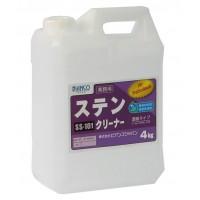 ビアンコジャパン(BIANCO JAPAN) ステンクリーナー ポリ容器 4kg SS-101【同梱・代引き不可】