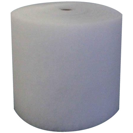エコフ超厚(エアコンフィルター) フィルターロール巻き 幅60cm×厚み8mm×30m巻き W-1236【同梱・代引き不可】