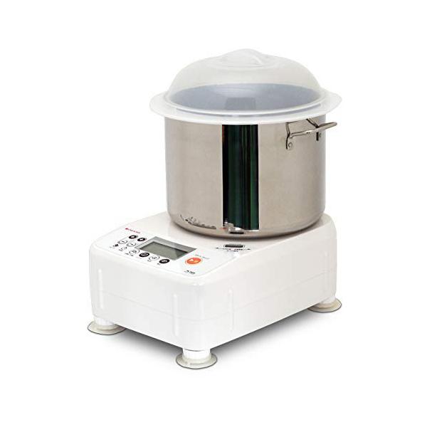 業務用パンニーダー 小規模店舗やパン教室向け kneader 日本ニーダー PK2025 大容量 粉量最大2.5kgまで対応【同梱不可】