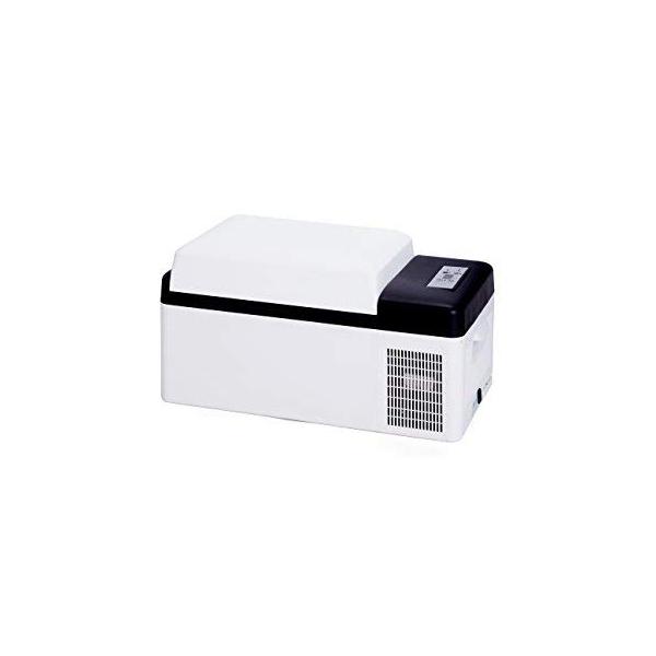 車載対応保冷庫 20L ホワイト マイナス20℃まで設定可能 VERSOS(ベルソス)VS-CB020