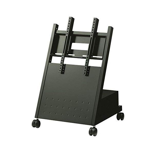 ディスプレイスタンド HAMILeX ハミレックス XS-3247L ~47V型 低い位置用 キャスター付 移動式 テレビスタンド 【代引不可】【同梱不可】