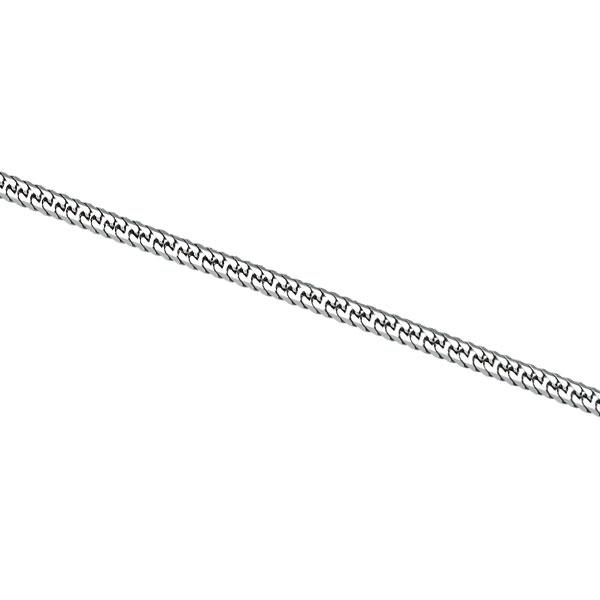 喜平ネックレスPT850プラチナ六面ダブル(20g50cm)永遠に輝きを失わない美しさ造幣局検定刻印入(ホールマーク入)【代引不可】【カード不可】