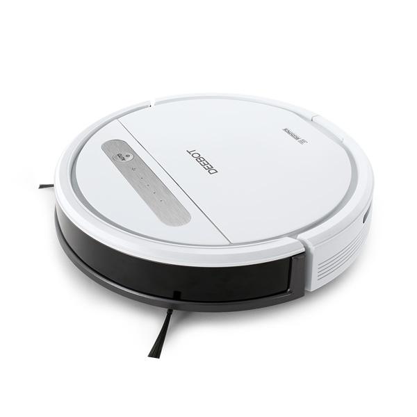 ロボット掃除機 DEEBOT OZMO 610 スマホ対応 ロボットクリーナー 水拭き対応 床用 お掃除ロボット ECOVACS(エコバックス ジャパン) DD4G【国内正規品】