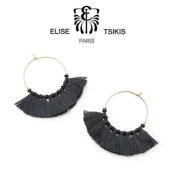 【スーパーセール】ELISE TSIKIS PARIS パリのかわいい ピアス EREN フランス製 エリーゼ アクセサリー ギフト【送料無料】【あす楽対応】