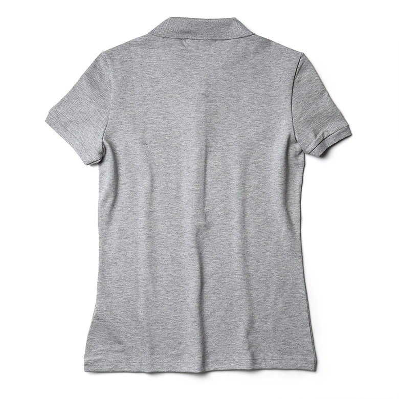689561194 This is polo shirt PF7845 of the lady s model that a beautiful line is  reflected on in a silhouette of the on the small side. Lacoste (Lacoste) is  a French ...
