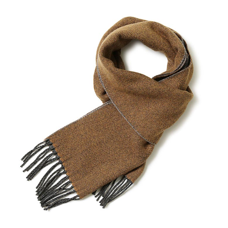 53dc2aa7d5685 Product made in PIACENZA Piacenza stall silk cashmere double-faced cloth  scarf men Italy KAENA 83005