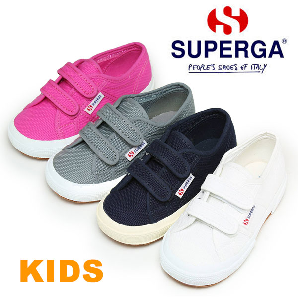 Superga Kids Sneakers For Classic 2750 Boy Girl Girls Shoes