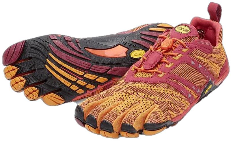 Vibram FiveFingers ビブラムファイブフィンガーズ レディース KMD EVO Red-Orange-Black / レッド-オレンジ-ブラック 15W4006 日本正規代理店Barefootinc
