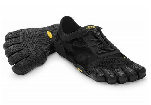 Vibram FiveFingers ビブラムファイブフィンガーズ メンズ KSO EVO Black / ブラック 14M0701 日本正規代理店Barefootinc
