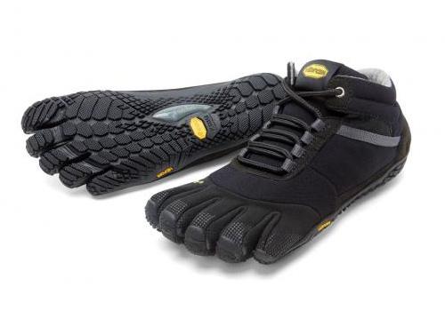 【スーパーSALE限定20%OFF】ビブラム Vibram ファイブフィンガーズ メンズ TREK ASCENT INSULATED Black / ブラック 15M5302 《五本指 シューズ fivefingers ベアフット トレーニング ランニング 靴》