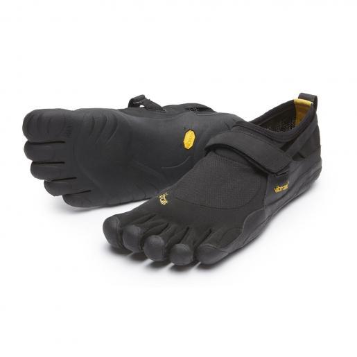 Vibram FiveFingers ビブラムファイブフィンガーズ メンズ KSO Black-Black / ブラック-ブラックM148 日本正規代理店Barefootinc