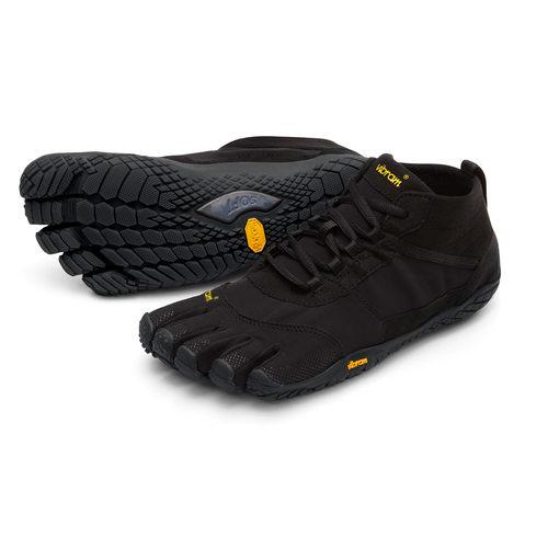 【店内全品ポイント10倍】【店内全品ポイント5倍】ビブラム Vibram ファイブフィンガーズ メンズ V-TREK Black - Black / ブラック - ブラック 19M7401《五本指 シューズ fivefingers ベアフット トレーニング ランニング 靴》