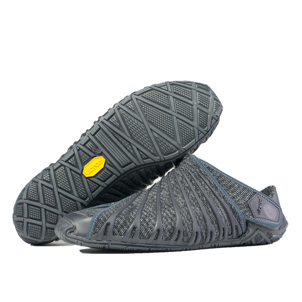 【店内全品ポイント10倍】ビブラム Vibram ファイブフィンガーズ FUROSHIKI レディース DARK JEANS / ダークジーンズ 18WAD08 《五本指 シューズ fivefingers ベアフット トレーニング ランニング 靴》