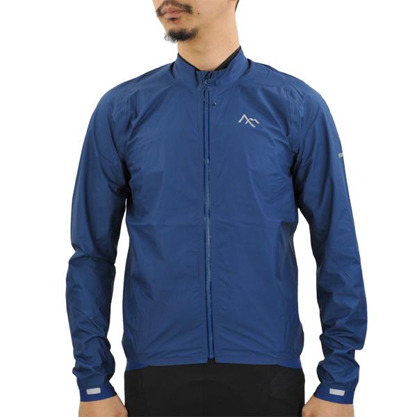 セブンメッシュ 7mesh Resistance Jacket Mens 2 ball blue [レジスタンス][ジャケット][メンズ][サイクルウェア][ウインドブレーカー][11/2 9:59まで ポイント2倍]