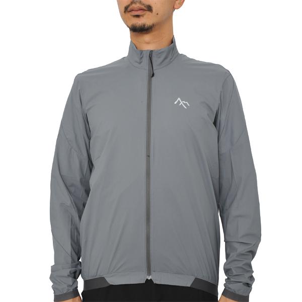 セブンメッシュ 7mesh Northwoods Jacket Mens Titanium [ノースウッズ][ジャケット][ウインドブレーカー][シェル]