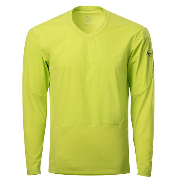 セブンメッシュ 7mesh Compound Shirt LS Mens HiLiteYellow [コンパウンドシャツ][ロングスリーブ][長袖][メンズ][イエロー][自転車][サイクルウェア][11/16 9:59まで ポイント5倍]